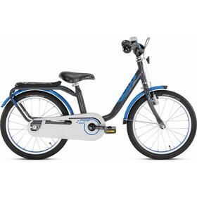 Puky Z 8 Edition Børnecykel blå/sort